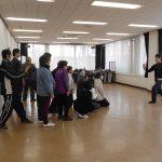 諏訪市公民館講座「八式太極拳を習得しよう」2回目を行いました