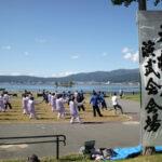 諏訪湖太極拳交流演武会2018が行われました