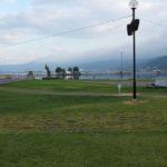 「諏訪湖で朝活。太極拳」2019年10回目を行いました
