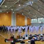 諏訪湖太極拳交流演武会2019が行われました