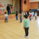 保育園でカンフー体操(パンダ長拳)体験を行いました